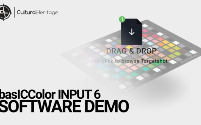 basICColor Input 6 Software Demonstration